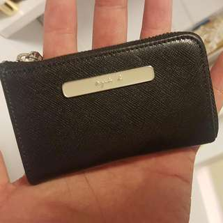 Agnes B Authentic Coin And Card Key Pouch
