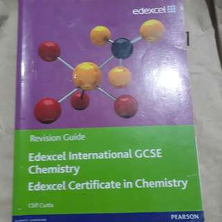 Revision Book IGCSE Chemistry
