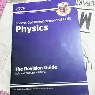 IGCSE Chemistry Book Revision Guide