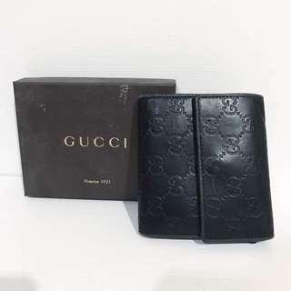 Gucci Wallet Authentic Second Ori