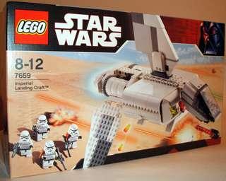 Lego Star Wars 7659 - Imperial Landing Craft