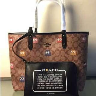 COACH 55649 托特包 購物包