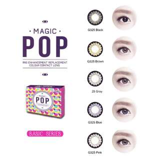 Magic Pop Colour Contact Lens