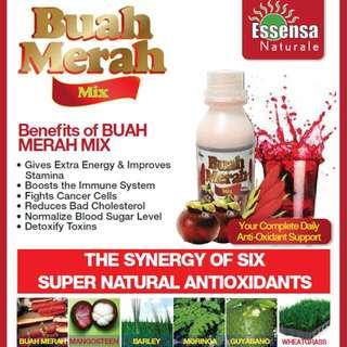 Buah Merah Herbal Juice