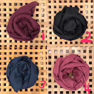Hijab/Shawls, $3/piece and new!!!