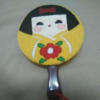 japan tiny mirror 日本小鏡子