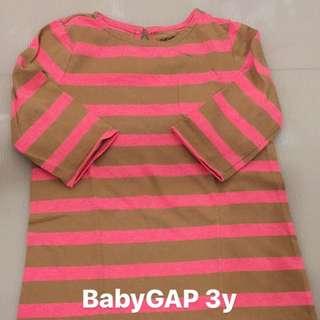 Babygap 3y