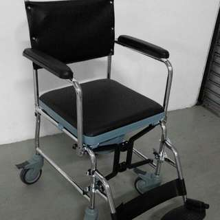 Commode Chair 3in1 Shower Chair
