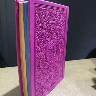 Rainbow Colourpop Quran Pelangi