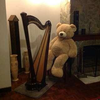 Artone 40 Strings Lever Harp