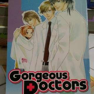 Gorgeous Doctors - Kawamaru Shin