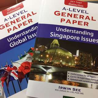 General Paper A Level Understanding Issues