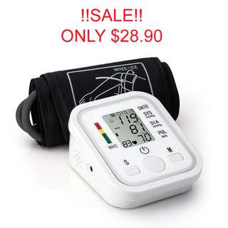 Blood Pressure Monitor Health Care Arm Blood Pressure Monitor