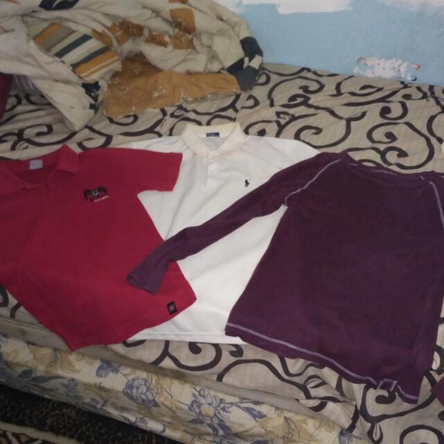 65rb Ralph Lauren, Topman, Bonus Polo Shirt & Jeans