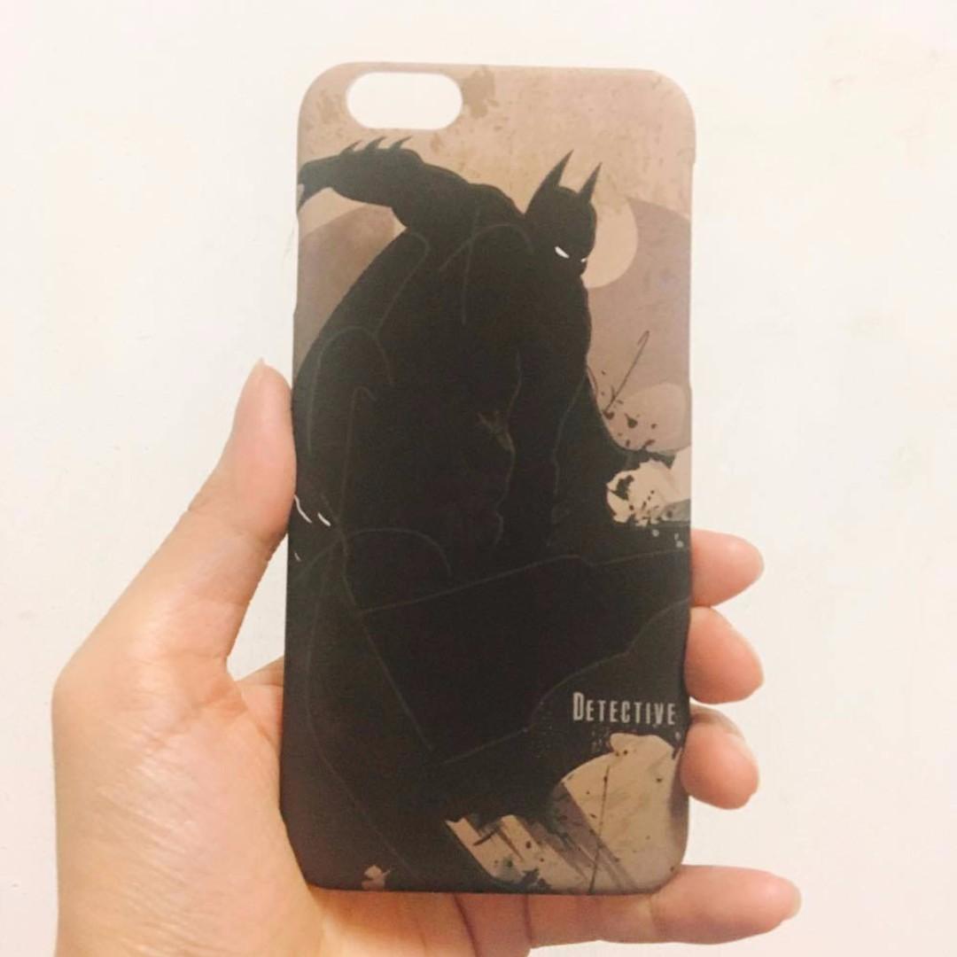 6/6S 蝙蝠俠手機殼