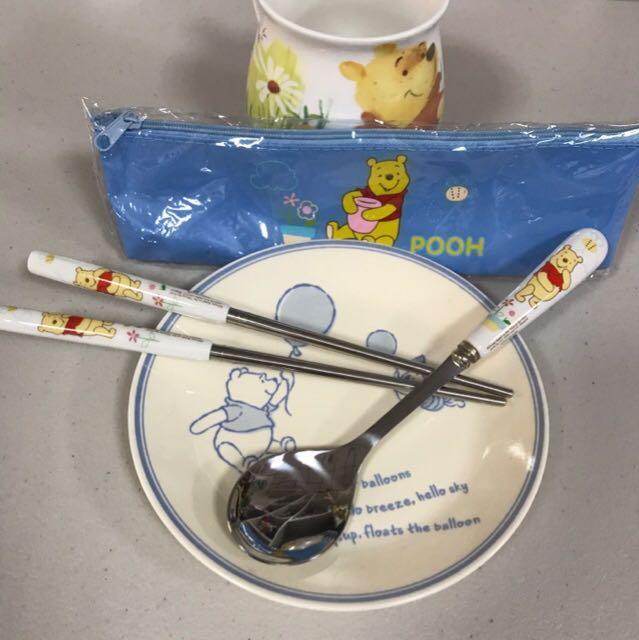 小熊維尼🍴餐具