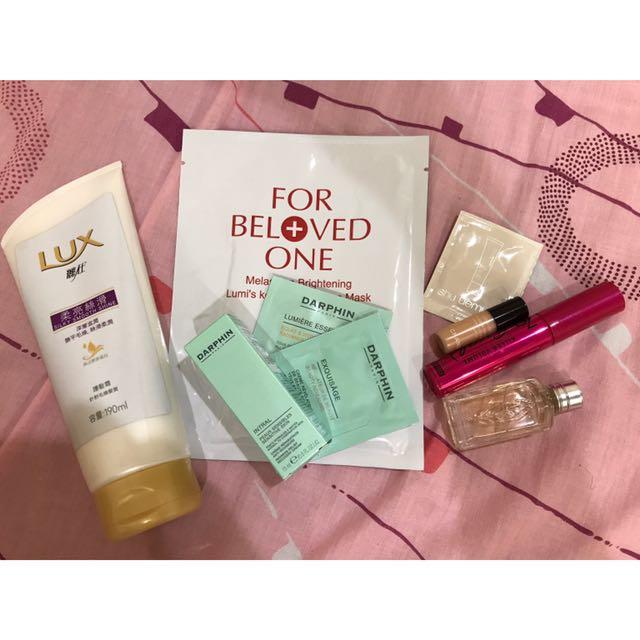 美妝保養品組合包 #六月免購物直接送