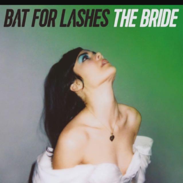 免運 英國代購 Bat For Lashes The Bride