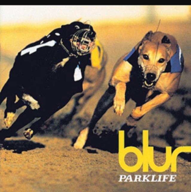 免運 英國代購 Blur 布勒 Parklife 居無定所