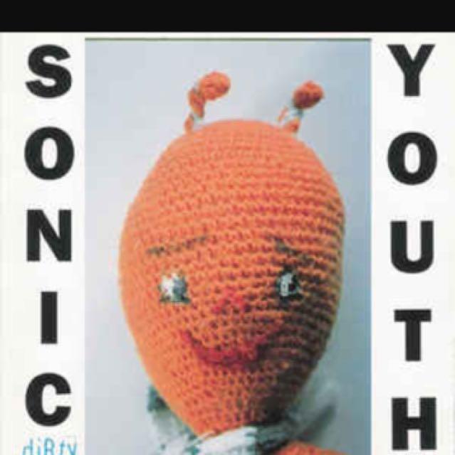 代購 歐版 Sonic Youth Dirty