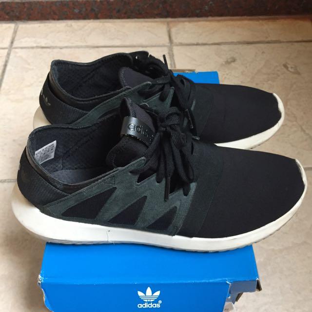 二手正品 Adidas Tubular Viral 黑色