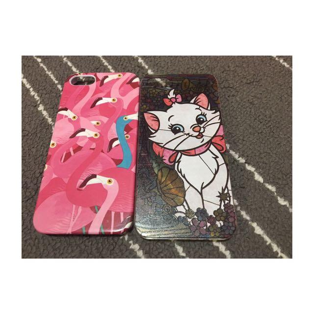 ✨含運✔️紅鶴/瑪莉貓 i5/5s/SE 手機殼