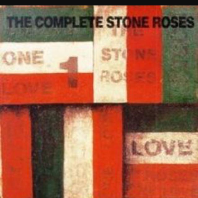 免運代購 the stone roses the complete stone roses