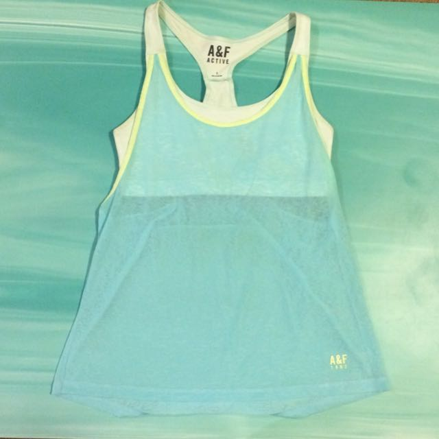 ABERCROMBIE & FITCH ATHLETIC TANK