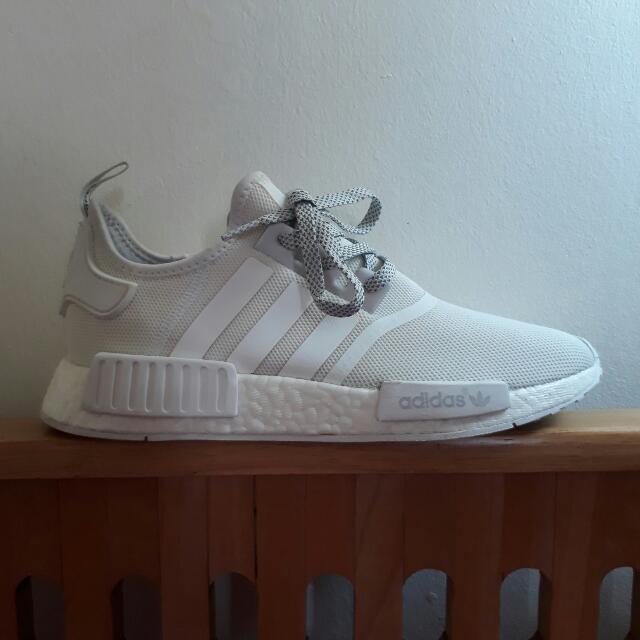 Adidas NMD R1 Triple White Reflective 5b3f6e09e