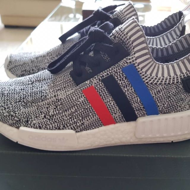 Adidas NMD Tricolor White