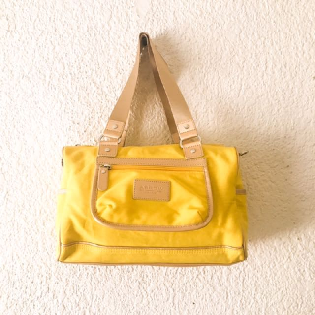 Arrow Shoulder Bag