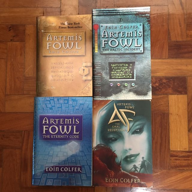 Artemis Fowl (Eoin Colfer)