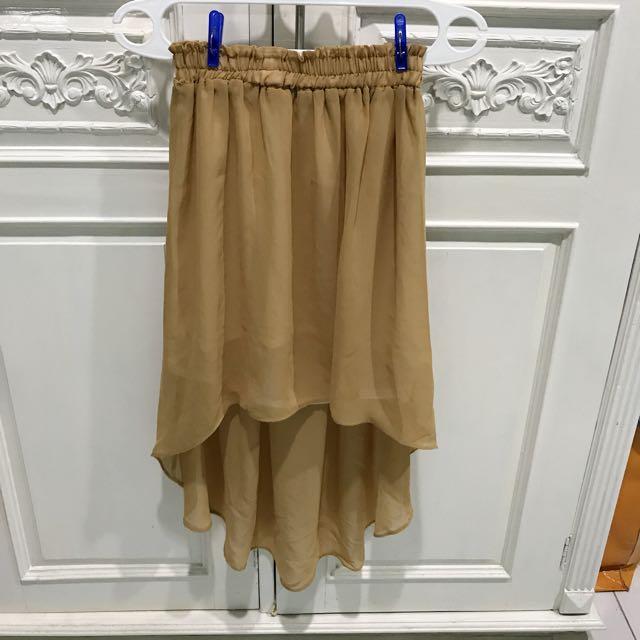 Asymetris Skirts