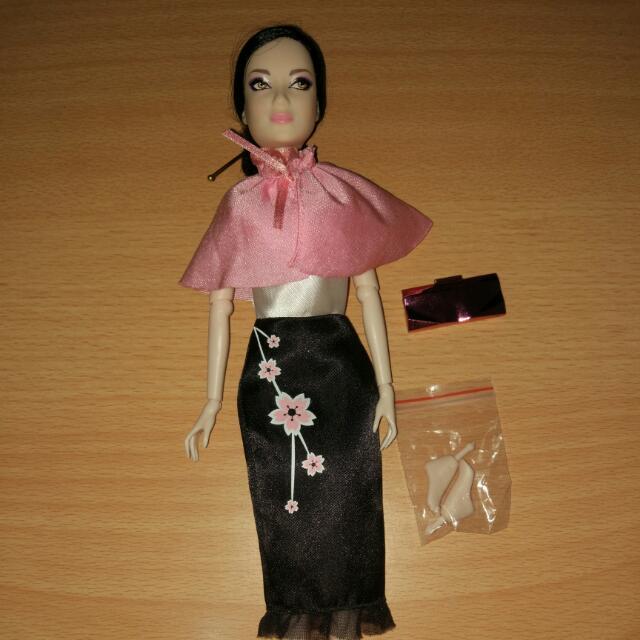 Barbie Japanese Cherry Blossom