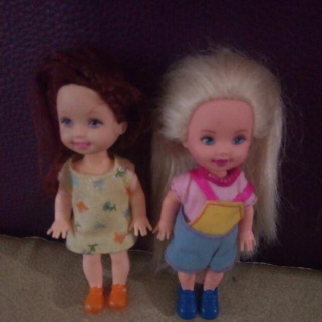 Barbie Kelly Original Mattel