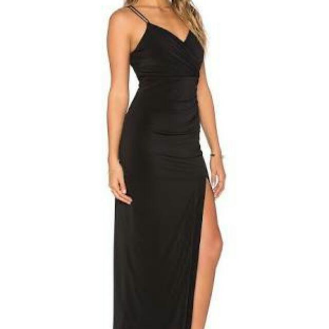 Bardot Black Formal Dress
