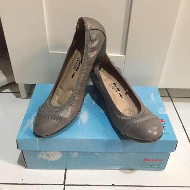 BATA Leather Shoes