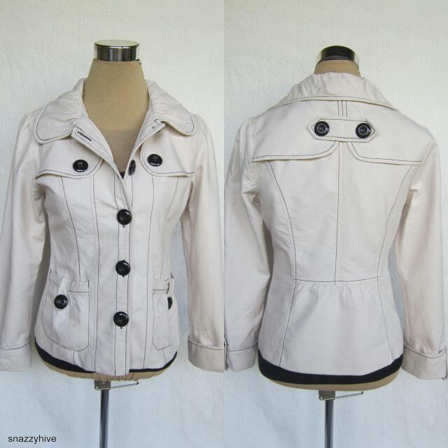 Big Button Coat