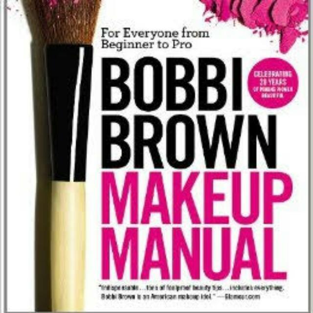 Bobbi Brown Makeup Manual Ebook