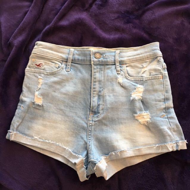 Brand New Hollister Shorts Size 3