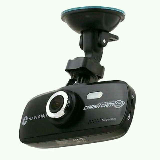 "Brand NEW Laser Navig[8]r Car Crash Camera FHD1080 2.7"" LCD TFT"