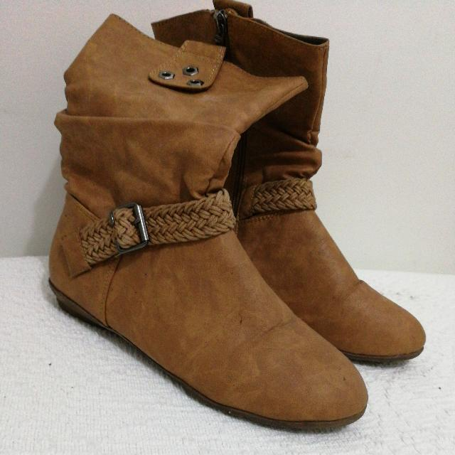 (Repriced) Brown Boots