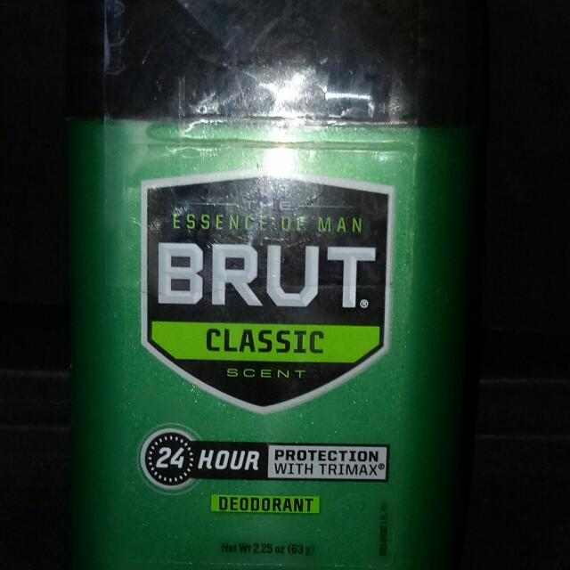 Brut Classic Deodorant