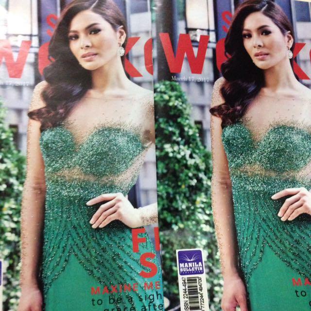 Bundle: 1 GARAGE and 2 Style Weekend magazine