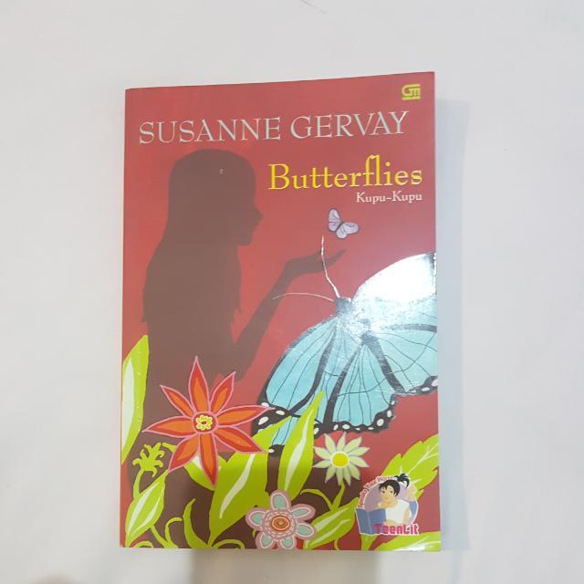 Butterflies  ( Teenlit Novel ) - SUSANNE GERVAY