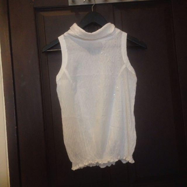 Cardinal White Clothes