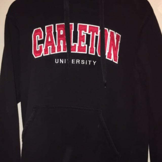 Carleton University hoodie S
