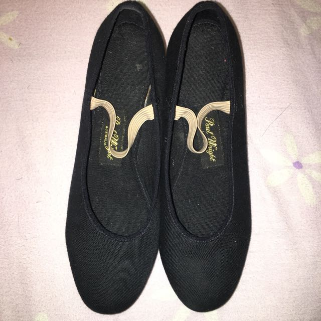Character Ballet Shoes