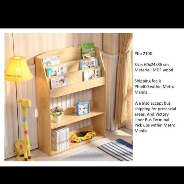 Children Bookshelf at 20% off!