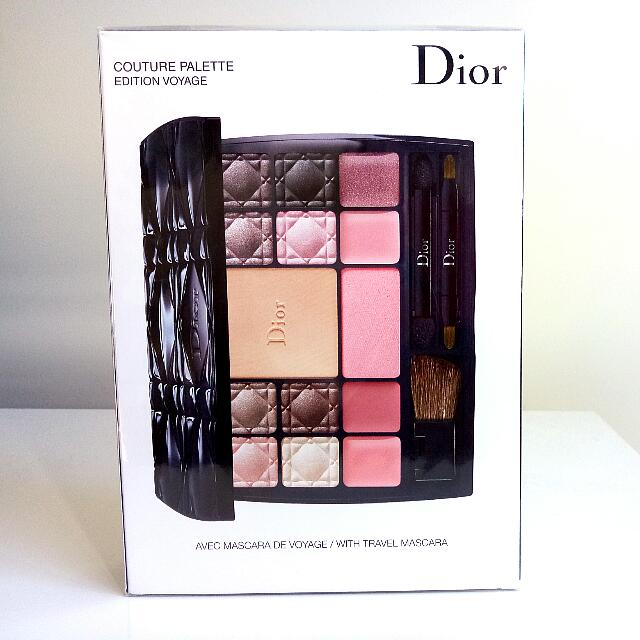 Christian Dior Couture Palette Edition Voyage